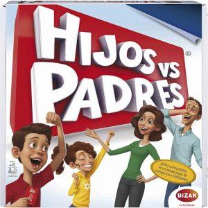 juego de mesa hijos contra padres