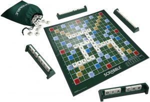 juego de mesa scrabble