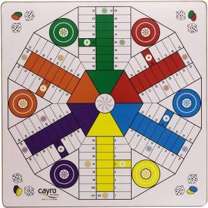 juego de mesa parchis